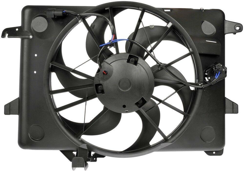 Engine Cooling Fan Assembly Dorman 620 121 Radiator Fan Cooling