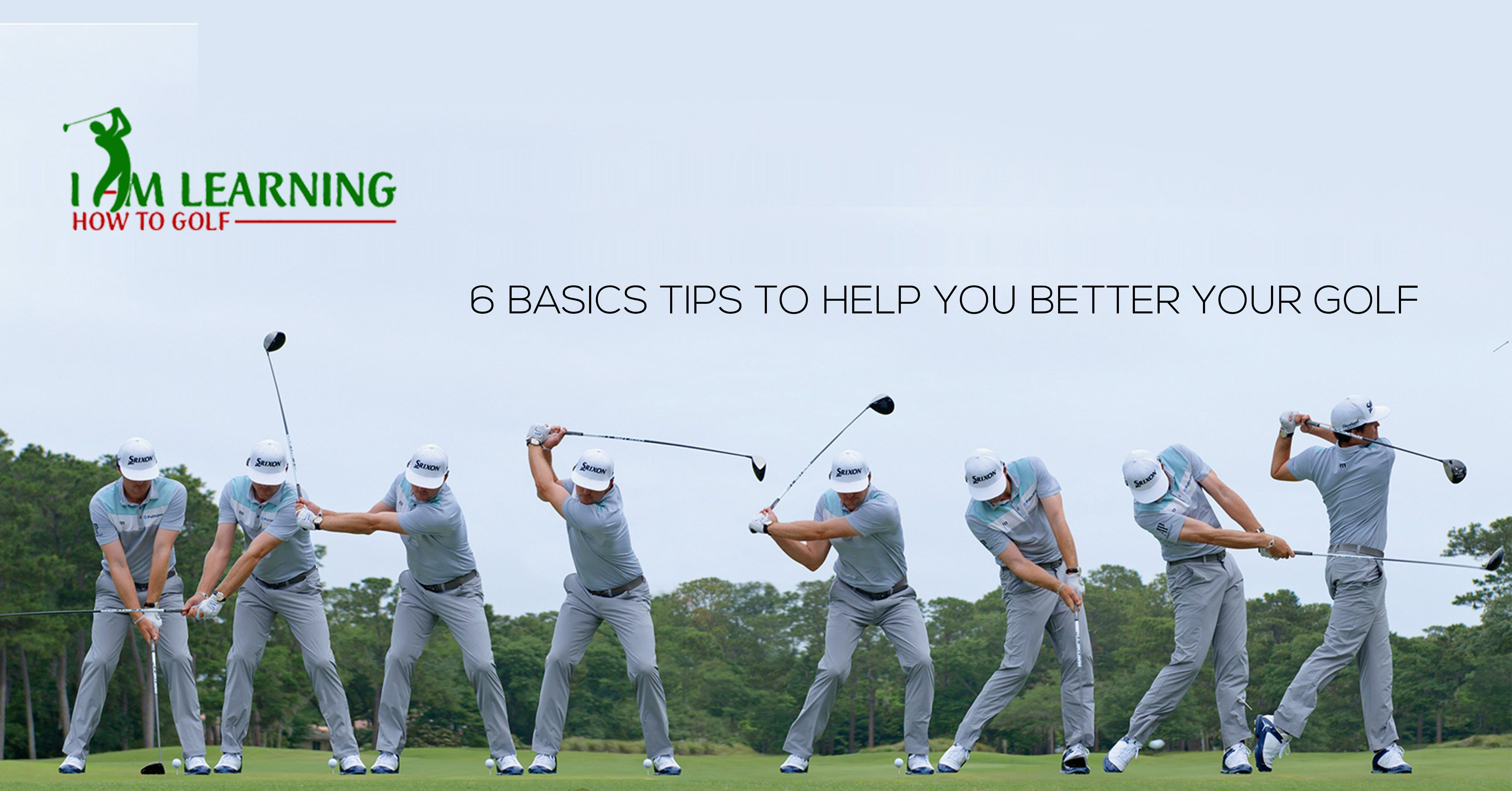 6 Simple Tips To Improve Your Performance In Golf 1 Practice Regularly This Can Appear Obvious But Try And Be How To Memorize Things Golf Tips Pro Golfers