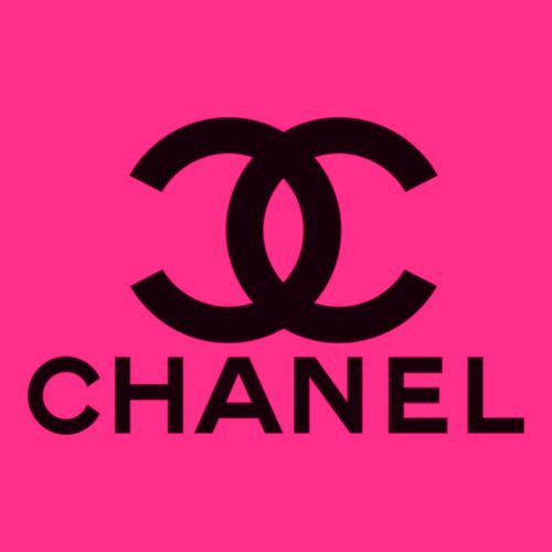 Pink Chanel Pink Pink Pink Chanel Logo Chanel Wall