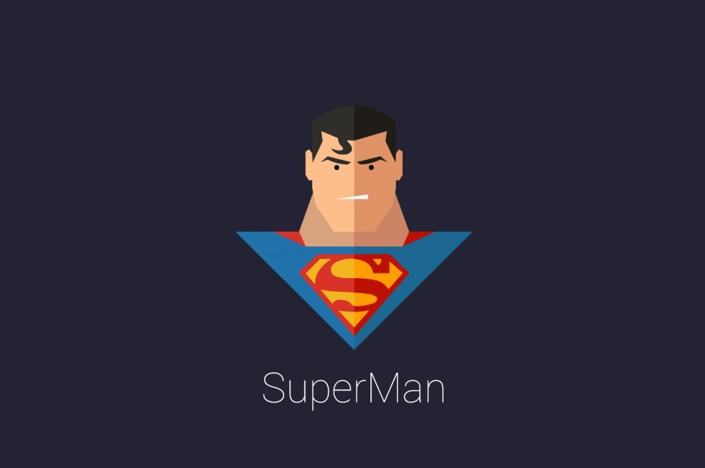 Superman  #vector #art #graphic from one of epy90