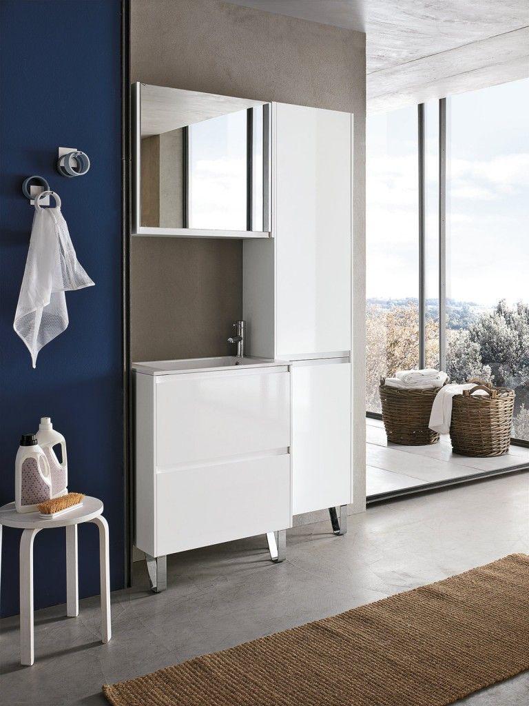 Mobile Lavabo Piu Lavatrice lavabo e mobile bagno: novità viste al cersaie | home decor