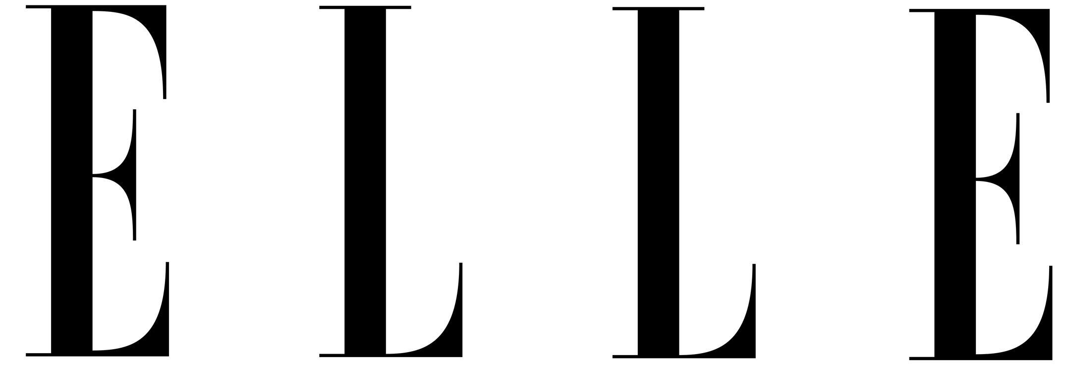 elle logo black logo fashion pinterest affiner sa taille programme nutrition et perdre. Black Bedroom Furniture Sets. Home Design Ideas