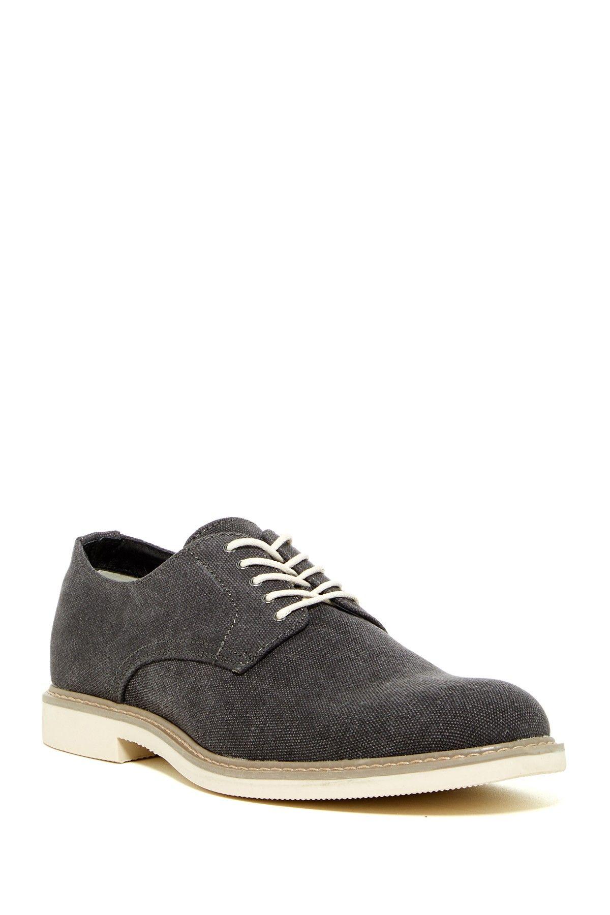 d8dac9197ff Public Opinion | Zane Canvas Derby | Non Leather Men's Shoes ...