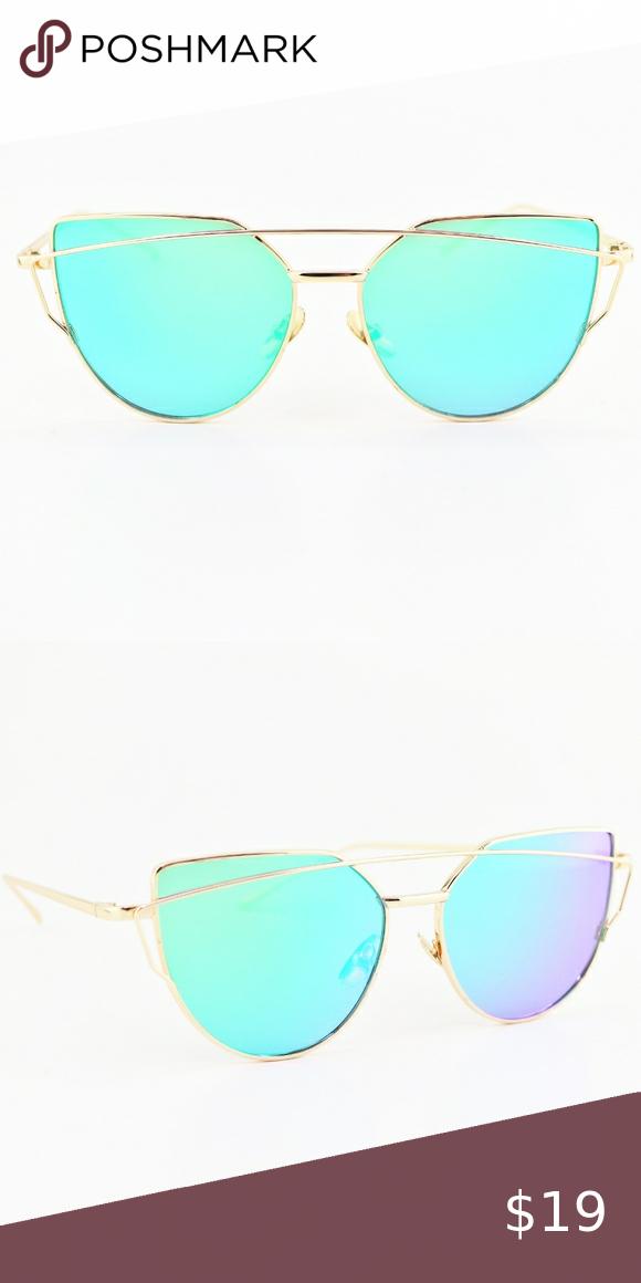 Cat Eye Sunglasses in 2020   Cat eye sunglasses, Glasses ...
