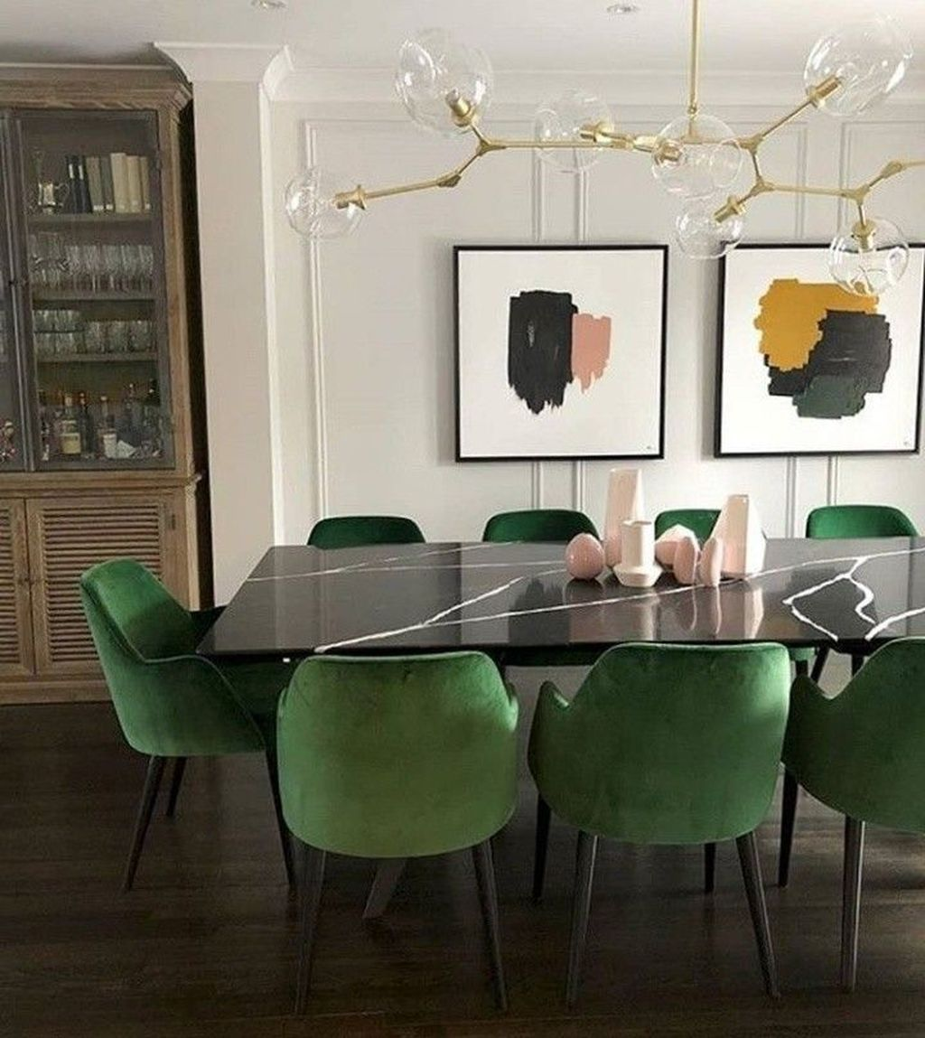 Who Says Dining Rooms Can T Be Elegant And Kid Friendly Oval