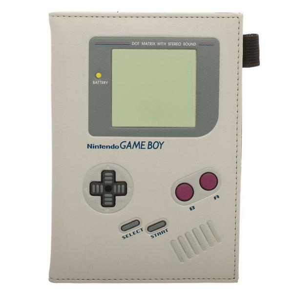 Gameboy Passport Holder Gameboy Gamer Gifts Nintendo