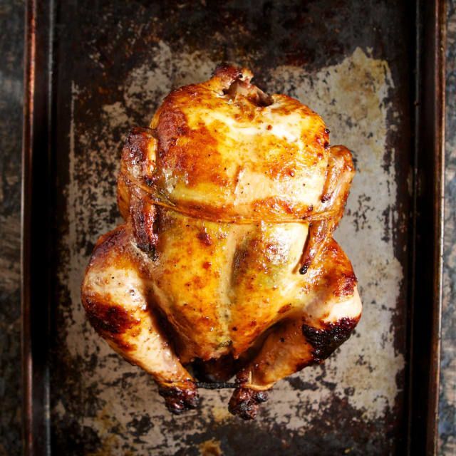 How To Cook A Rotisserie Chicken