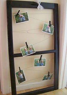 cute idea for a window