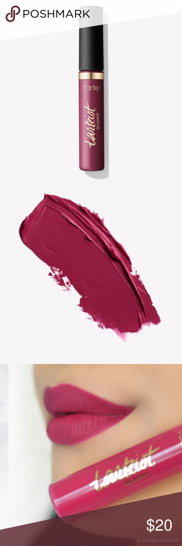 tarte Tartiest Lip Paint in FLY NWT NWT Tartiest lip