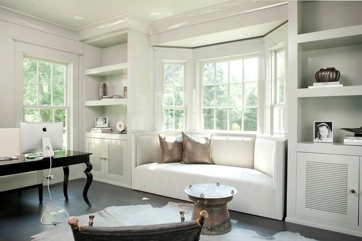 20 peaceful window seat ideas for your home small for Sitting window design