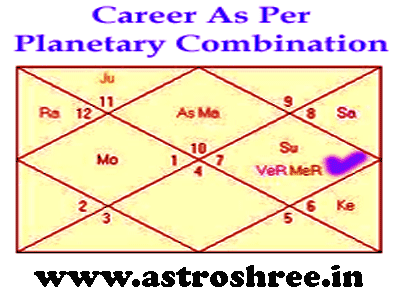 career horoscope based on kundali