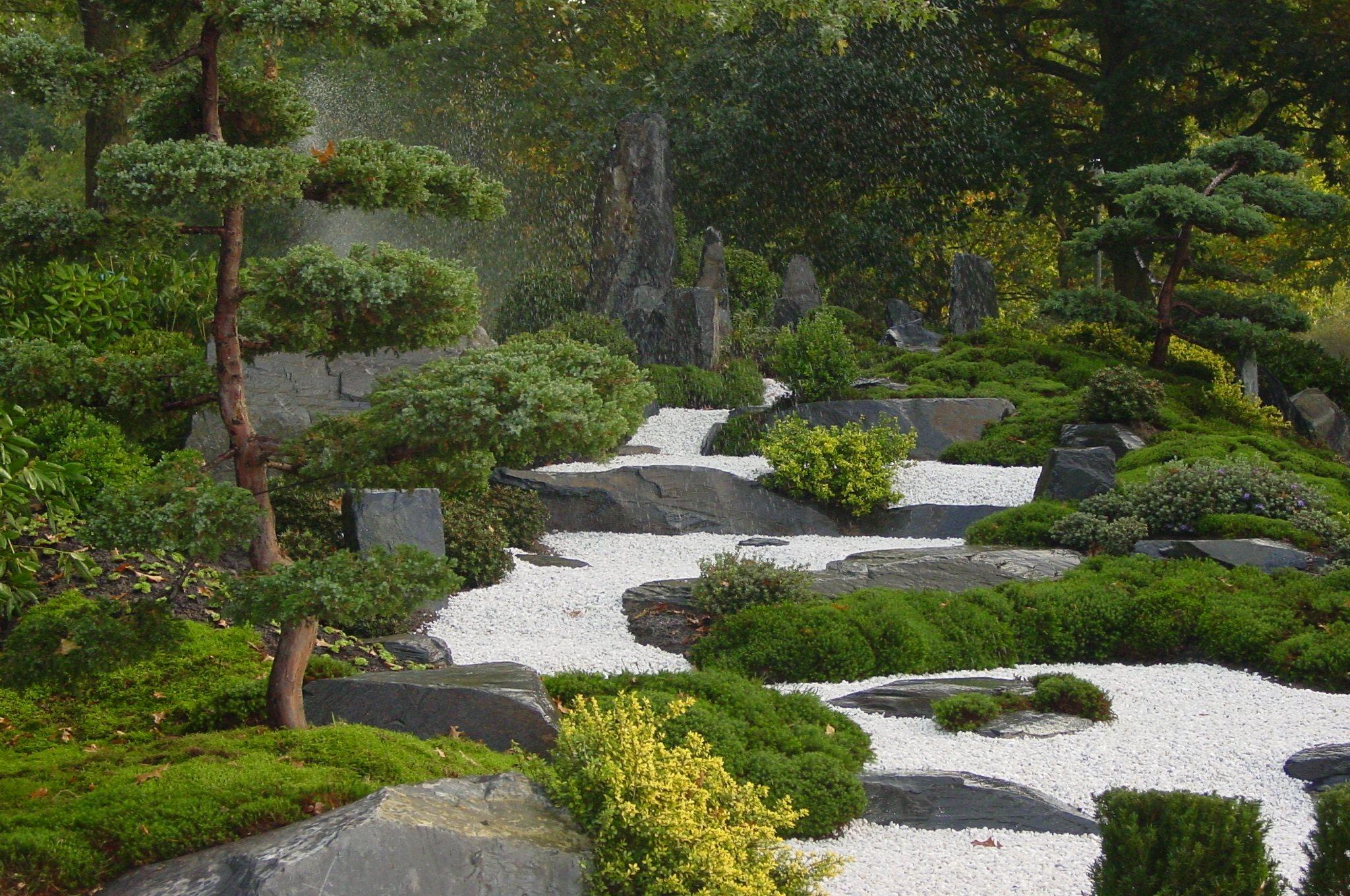 Best kleinen japanischen Garten Teich Google Search Garten Pinterest Kleiner japanischer Garten Teiche und Japanische