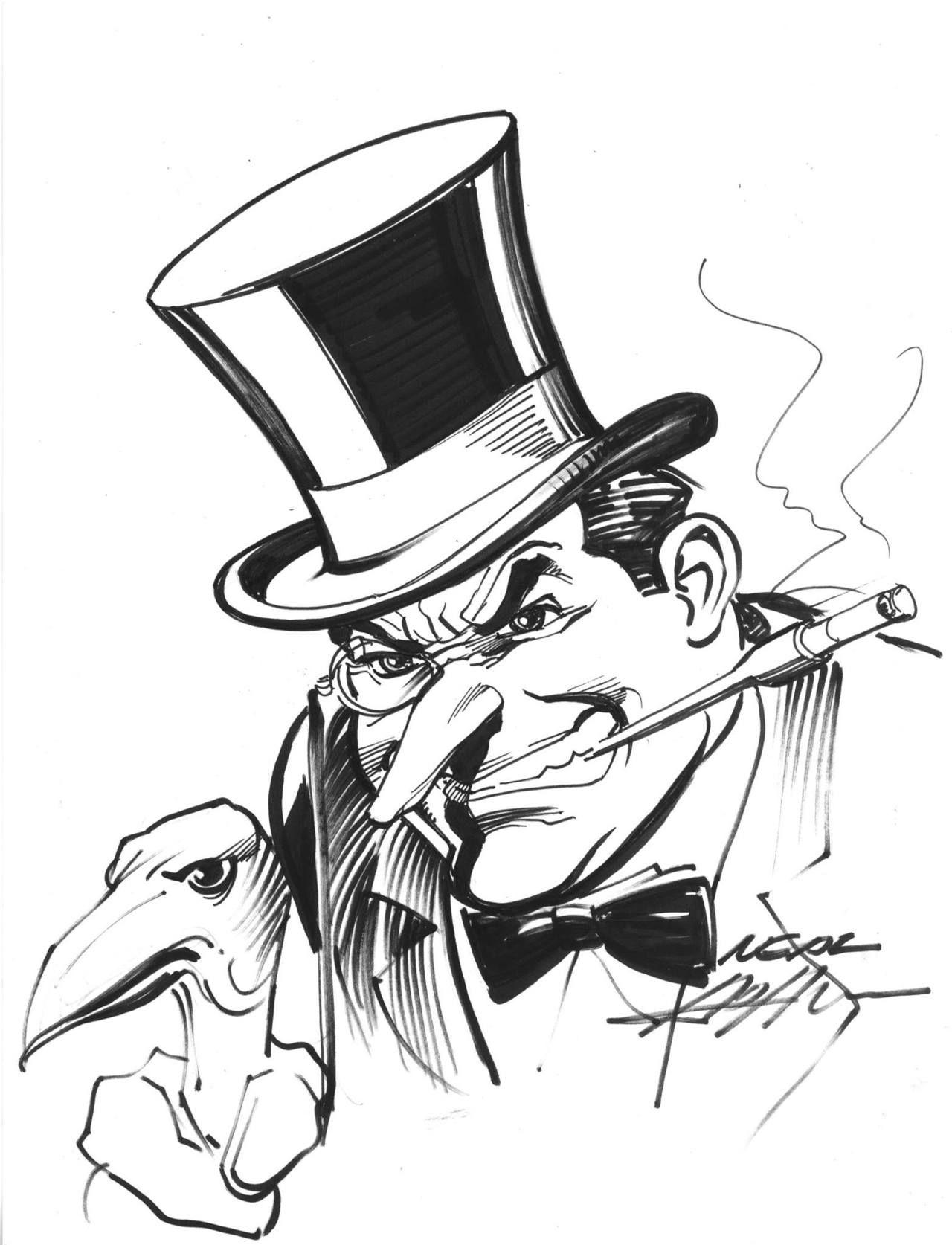 Then Penguin by Neal Adams