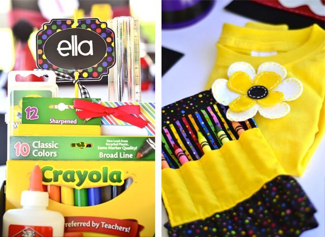 I DIY Crayon Birthday Party By Lindi Haws Of Love The Day With Printables A Cake Favors And Lots Activities