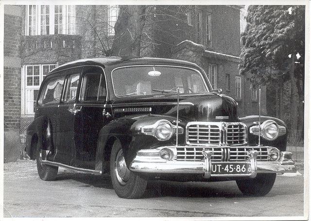 Ut 45 86 Lincoln 76h Verlengd En Omgebouwd Door De Fa Boonacker Te
