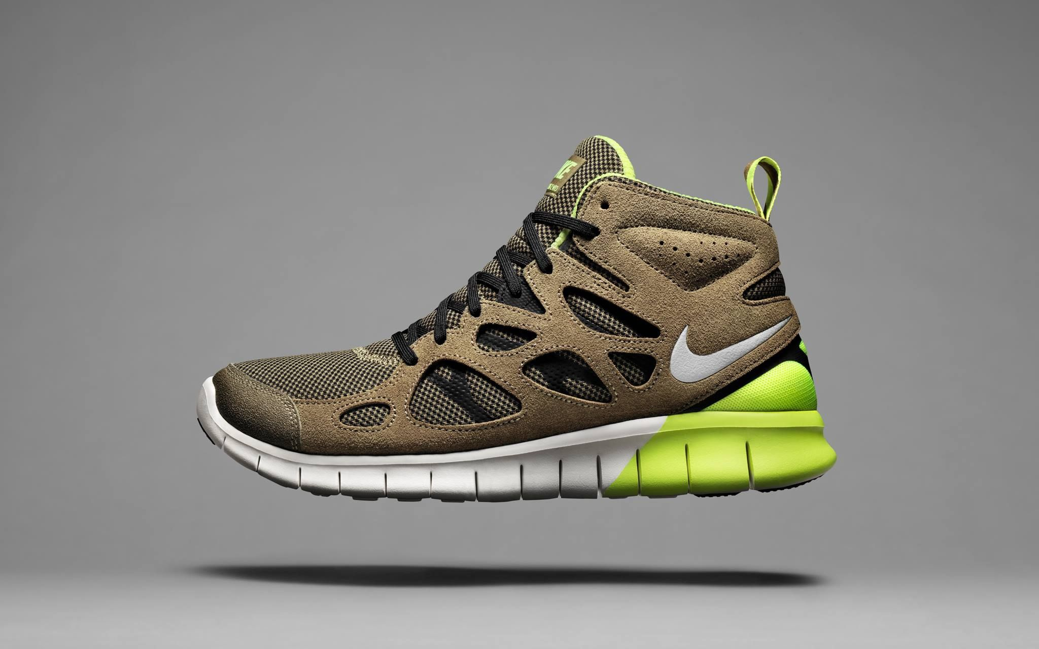 1ed3fc03c74b8c Bigger and Better  Introducing Nike SneakerBoots  WANT · ProdutosCorridas Nike  FreeTênis ...