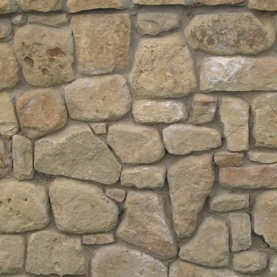 Chesshir Stone & Rock: Stone, cobbled, 'Milsap' for stone wall partition