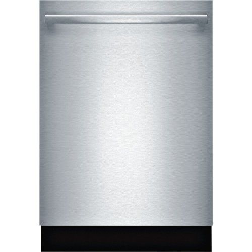 Bosch 100 Series 24 Tall Tub Built In Dishwasher With Stainless