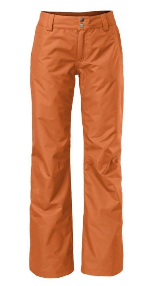 The North Face Women's Sally Snow Ski Pants Adobe Brown Size XS $99.00  | eBay