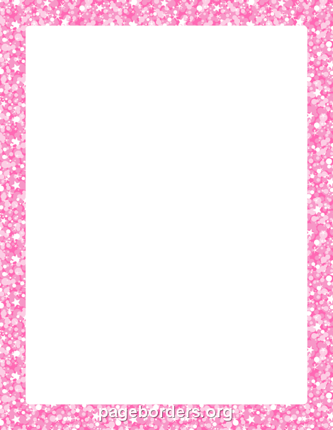pin by muse printables on page borders and border clip art rh pinterest com pink baby border clip art hot pink border clip art