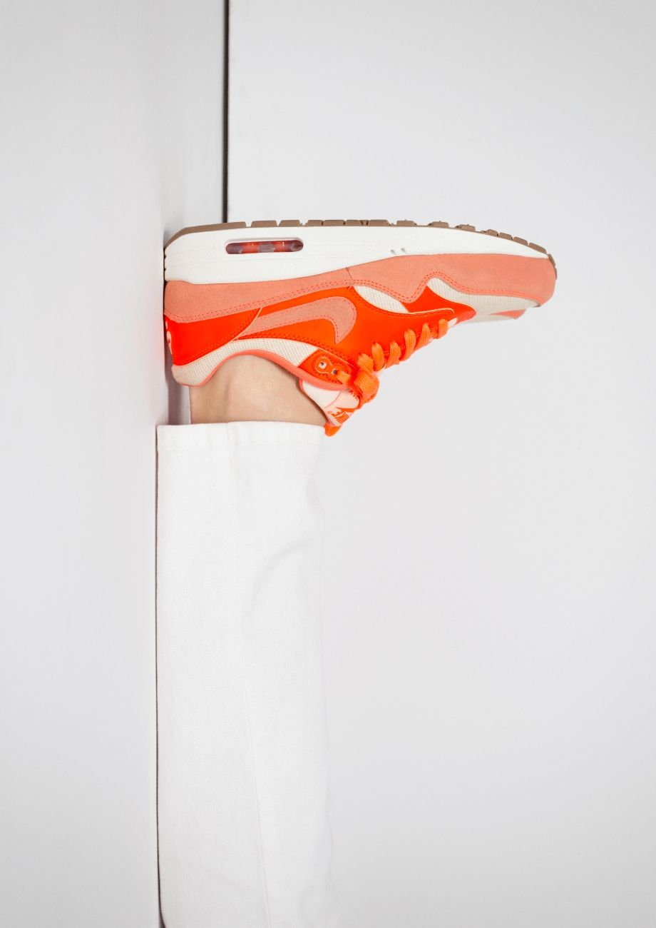 on sale c5bdf a54ce Nike Air Max 1 Vintage   Neon coral     Other Stories