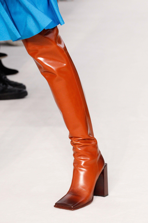 Leather Boots Spring/summer Balenciaga MeHRQB