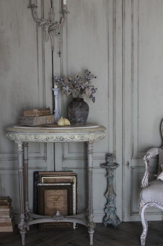 House Beautiful: Accent Grey