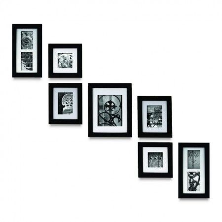 Hang Your Very Own Art Gallery With Gallery Perfect Frame Kits Each