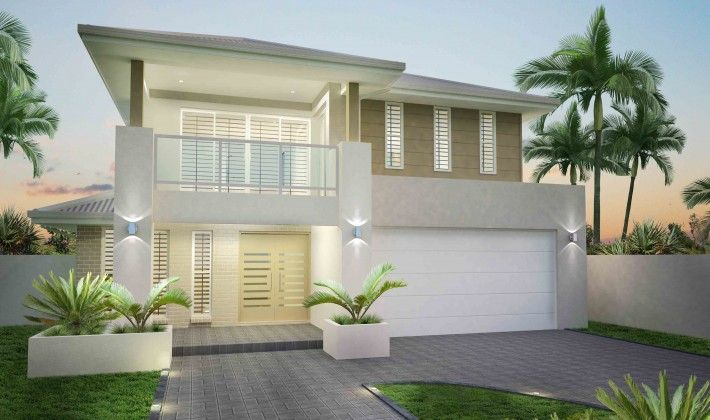 Alliance Home Designs: Madison 355 - Regal Facade. Visit www.localbuilders.com.au/builders_queensland.htm to find your ideal home design in Queensland