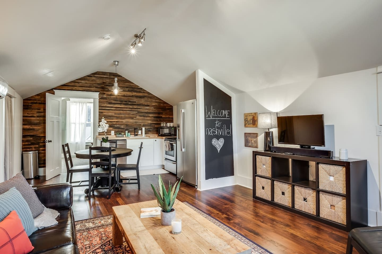 The Villa - Guest suites for Rent in Nashville   1 bedroom ...