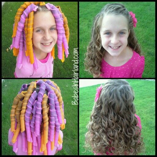 First day of school hair using #curlformers. #babesinhairlandblog  #babesinhairland #curls # - First Day Of School Hair Using #curlformers. #babesinhairlandblog