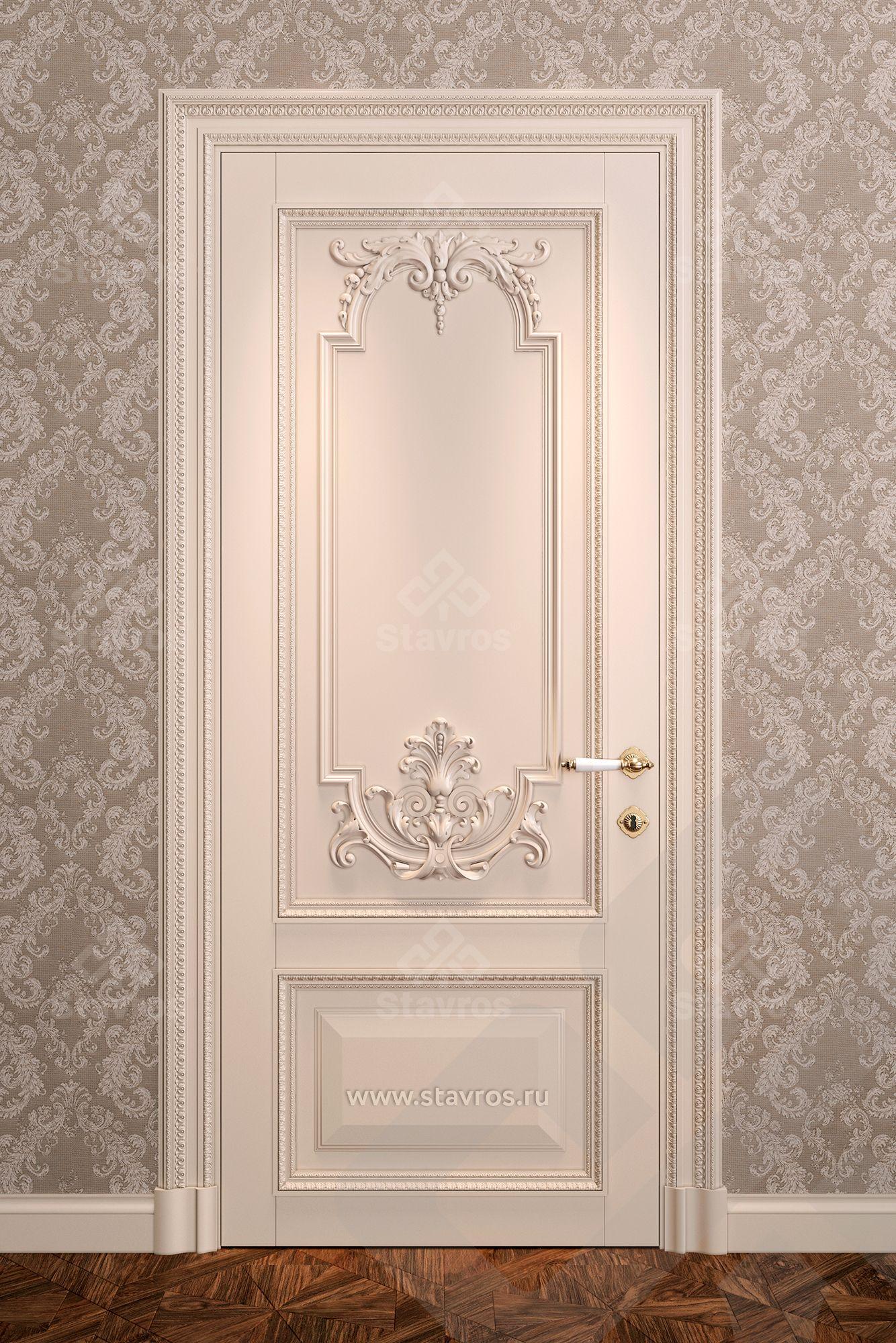 двери белая эмаль купить