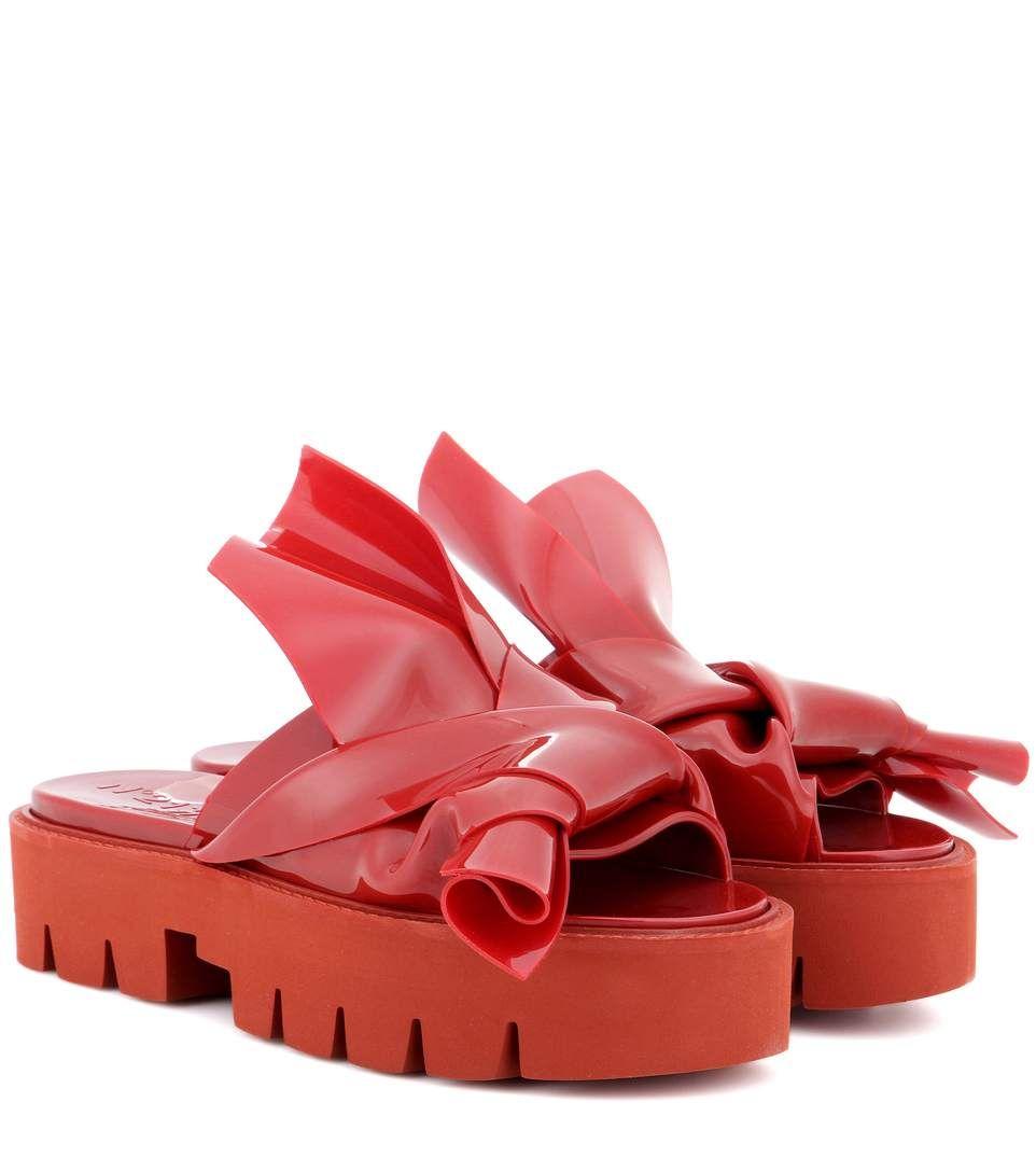 No21 N°21 cherry pin sandals n15URzS