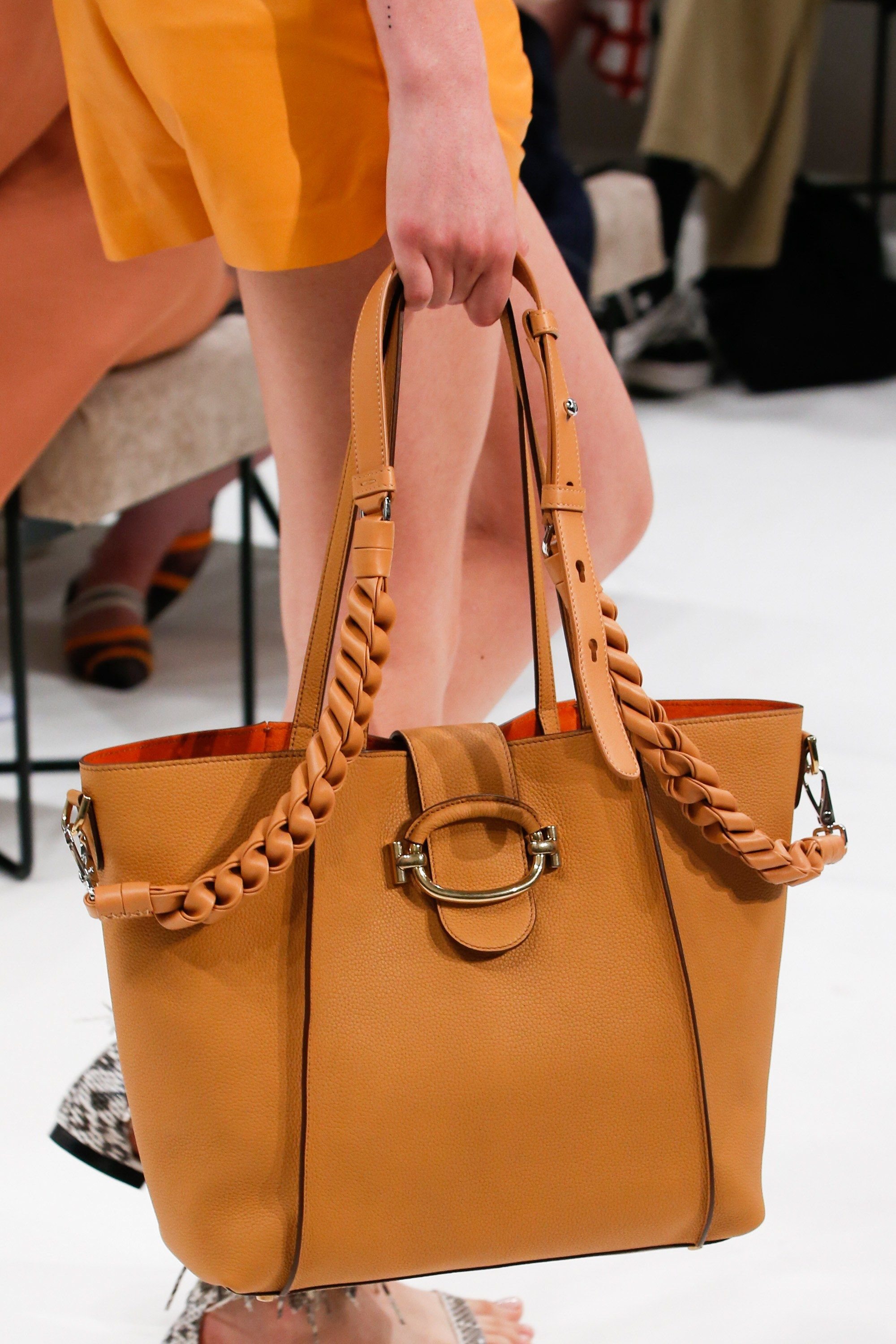 f3a3694a3aa Tod's Spring 2019 Ready-to-Wear Fashion Show | Bags. Style ...