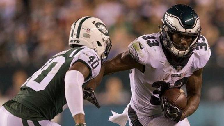d6208b696e6 Eagles promote Josh Adams, waive DeAndre Carter | Philadelphia ...