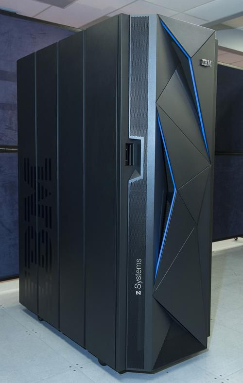 IBM z13 mainframes are optimized for hybrid cloud workloads by