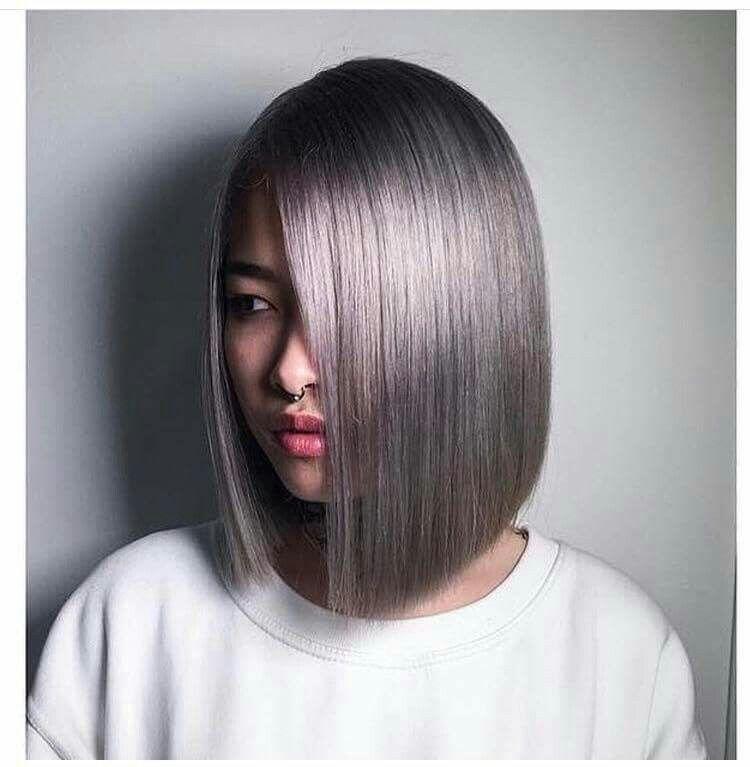Beautiful One Length Bob From Jamiedoeshair17 Hair Styles Hair Inspiration Short One Length Haircuts