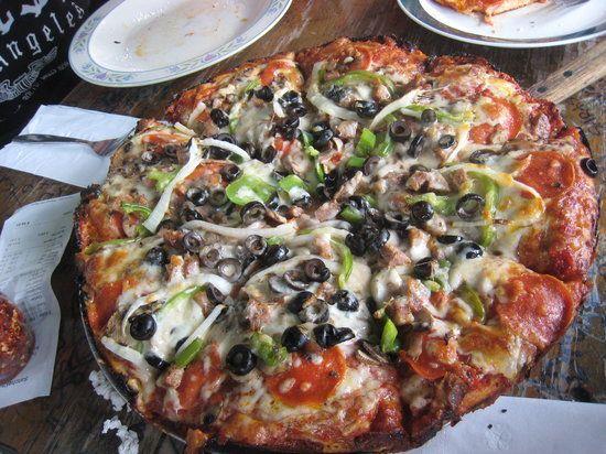Satchel S Pizza Eat Gainesville Pizza