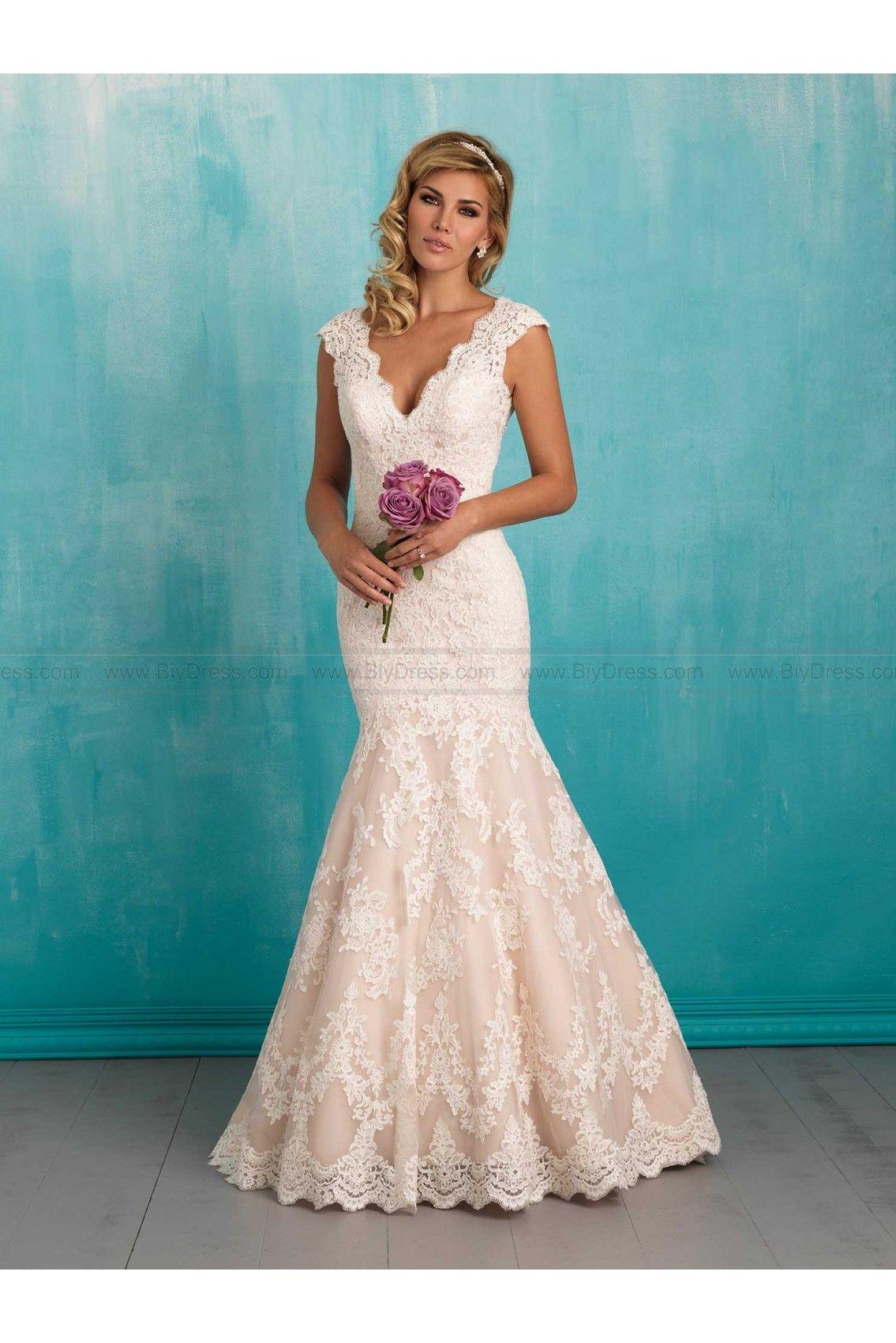 Allure Bridals Wedding Dress Style 9320   allure bridal 2016 ...