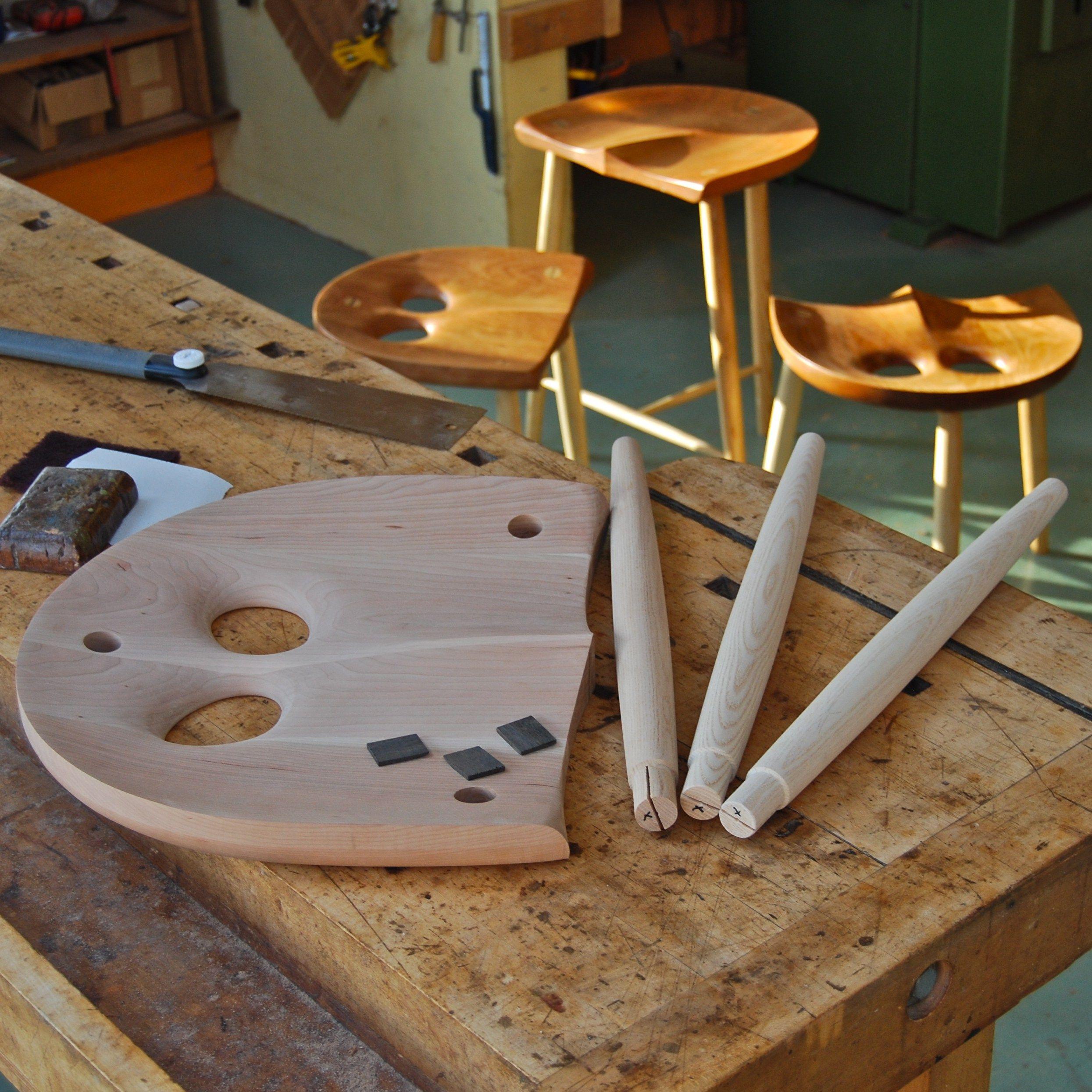 Owl Stool Kits Stool Apartment Furniture Wood