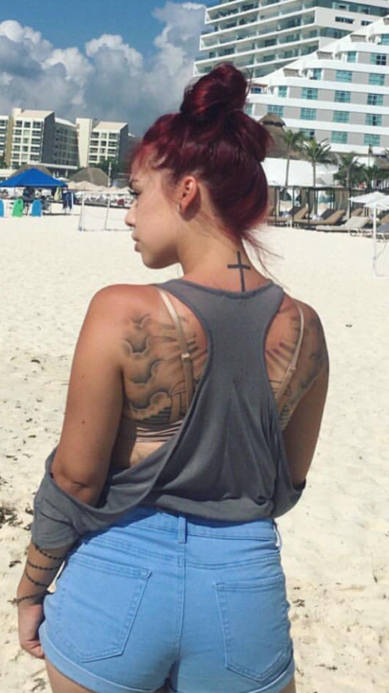 4388b01b20be1 X Rose Tattoos, Back Tattoos, Girl Tattoos, Tattoo Girls, Body Piercings,