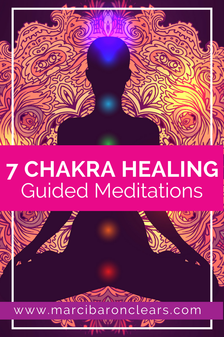 Clear your chakras anytime with these meditations! | Chakras