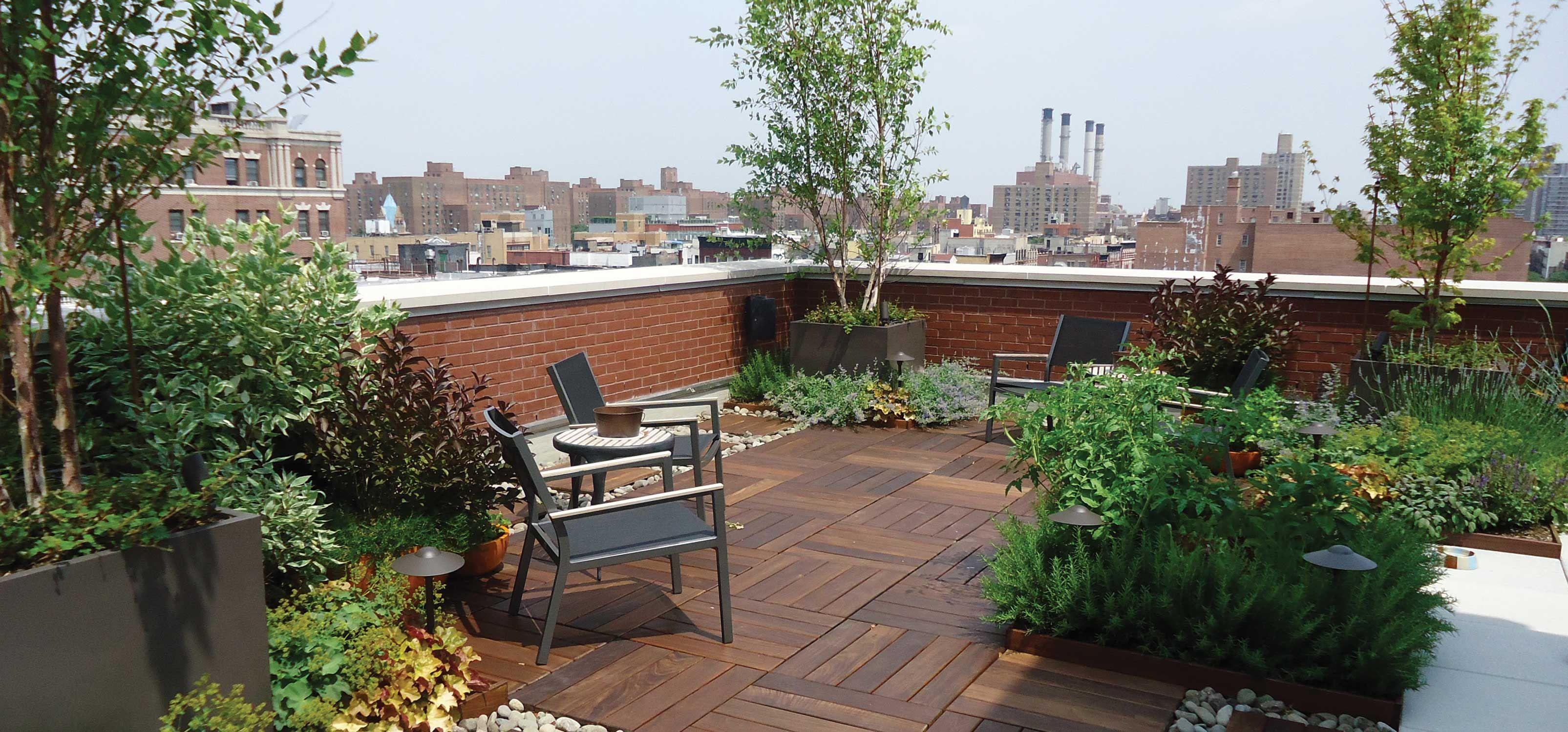 Beau Roof Deck
