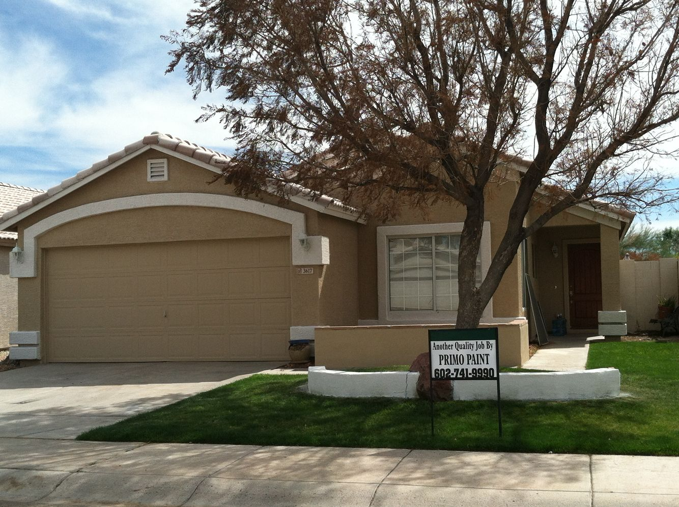 Exterior dunn edwards main color stonish beige - Dunn edwards paint colors exterior ...
