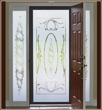 Ritz Etched Glass Decorative Window Film Wallpaper For Windows Decorative Window Film Window Film Designs Frosted Window Design