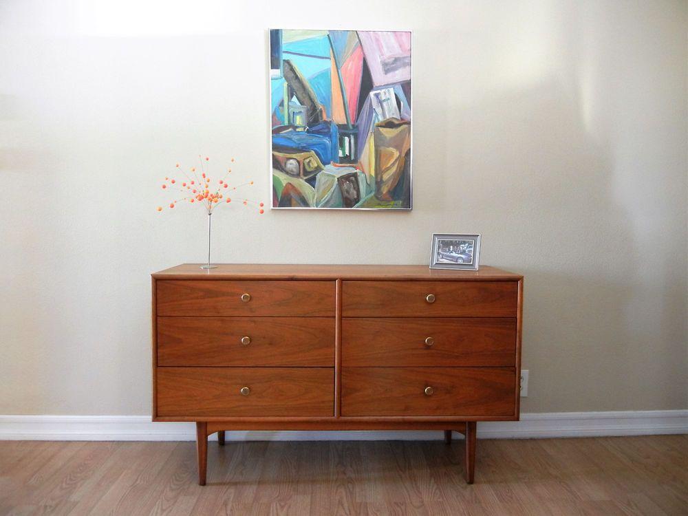 Best Mid Century Modern Drexel Declaration 6 Drawer Dresser 400 x 300
