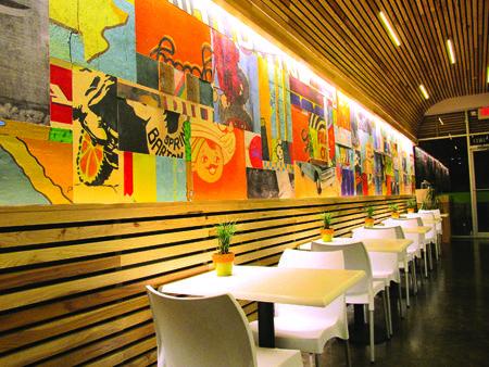Hospitality design daily juice austin texas dining - Interior design jobs in austin tx ...