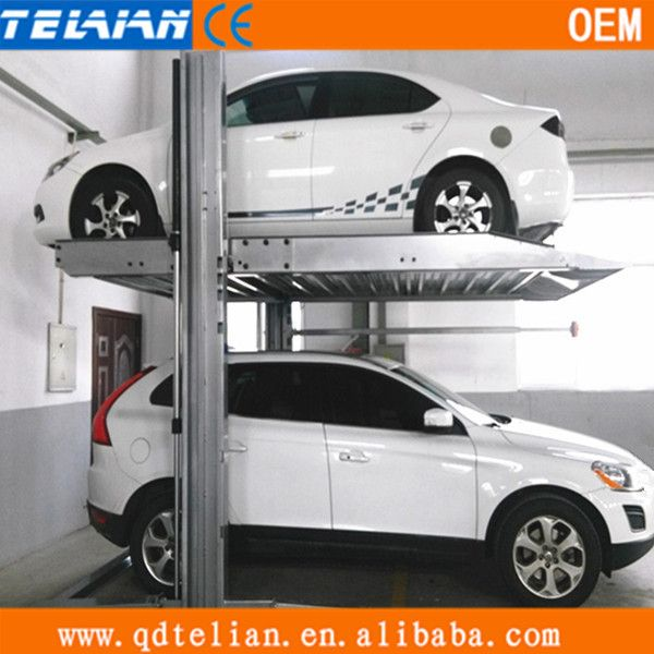 Home Garage Storage 2 Post Used Car Parking Lift For Sale Hydraulic
