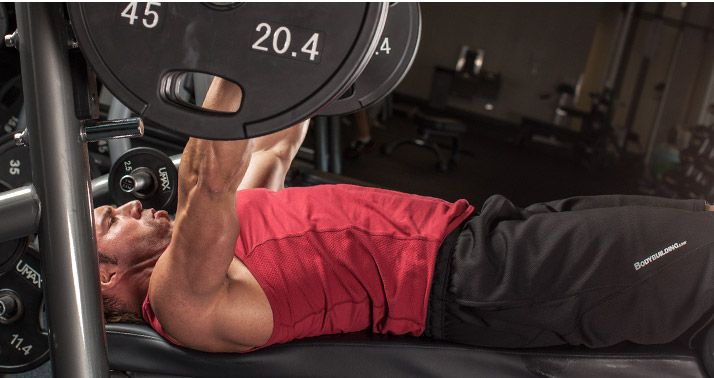 Smash Your Bench Press Max With Wave Loading Bench Press Bench Press Weights Weight Training Programs