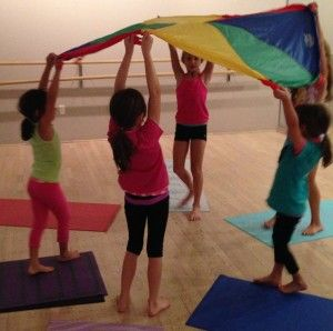 pranayama poses  parachutes oy my  yoga for kids